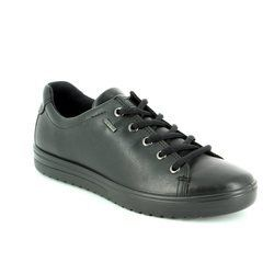 ECCO Everyday Shoes - Black - 235333/01001 FARA GORE-TEX