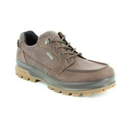 ECCO Shoes - Brown nubuck - 838004/02178 RUGGED1944 GORE-TEX