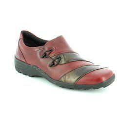 Remonte Everyday Shoes - Red multi - D0525-35 BERTASTRI