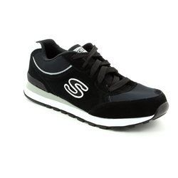 Skechers Trainers & Canvas - Black - 00142/017 RETROS OG 82