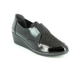 Marco Tozzi Everyday Shoes - Black - 24702/098 CASTILEP