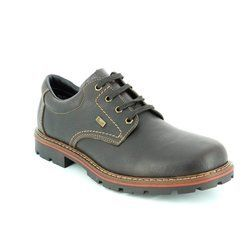 Rieker Shoes - Brown - 17710-25 MITCH TEX
