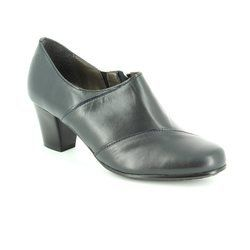 Alpina Heeled Shoes - Navy - 8Y80/C PAOLANA