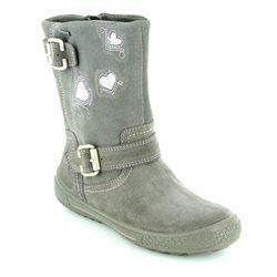 Superfit Girls Boots - Grey suede - 00107/06 TENSY GORE-TEX