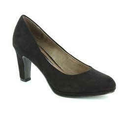 Tamaris Heeled Shoes - Black - 22420/001 MOFFEN CANACO