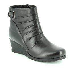 Lotus Boots - Short - Black - 40289/30 ZAHIRA