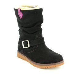 Superfit Girls Boots - Black - 00390/02 EMMA GORE TEX
