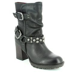 Tamaris Boots - Short - Black - 25464/001 SMILLA DODA