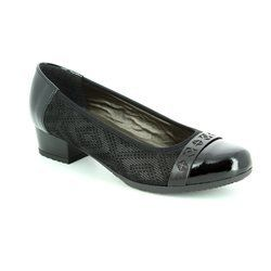 Alpina Pumps & Ballerinas - Black patent/suede - 8234/4 GLORIA