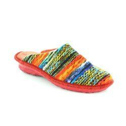 Rohde Slippers & Mules - Red multi - 2265/78 EMDEN 62