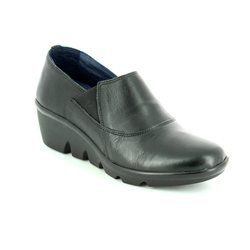 Walk in the City Everyday Shoes - Black - 1111/37160 YAWN