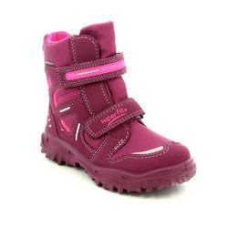 Superfit Girls Boots - Purple - 00080/40 HUSKY GORE-TEX