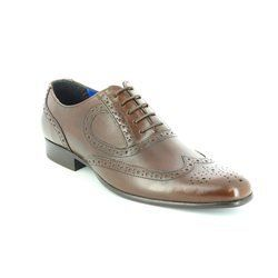Red Tape Shoes - Brown - 1904/77 CARLOW