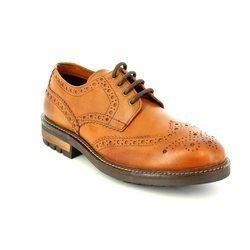 Red Tape Shoes - Tan - 5538/42 BRACKEN 2001/20