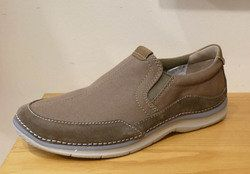 Clarks Trainers & Canvas - Olive - 1417/37G RIPTON FREE