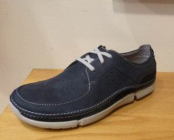 Clarks Shoes - Navy - 1783/67G TRIKEYON FLY