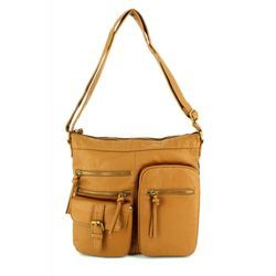 JEWN Handbags - Tan - 5580/09 POK 5580