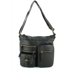 JEWN Handbags - Black - 5580/03 POK 5580