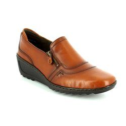 Ara Everyday Shoes - Tan - 2260939/07 REGGIZIP