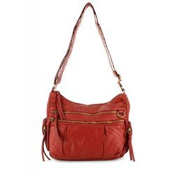 JEWN Handbags - Dark Red - 5393/08 GHN 5393