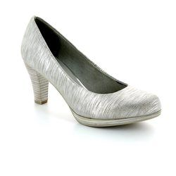 Marco Tozzi Heeled Shoes - Silver multi - 22448/933 SENAGO
