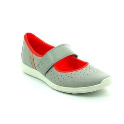 ECCO Everyday Shoes - Light Grey - 284033/50563 SENSE BAR