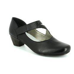Rieker Heeled Shoes - Black - 41793-00 SARMILL