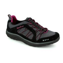 Skechers Everyday Shoes - Black - 49279/017 MODERN COMFORT