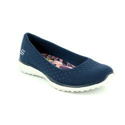 Skechers Pumps & Ballerinas - Dark navy - 23312/845 MICROBURST