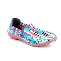 Adesso Trainers & Canvas - Candy - A3732/88 LAYLA