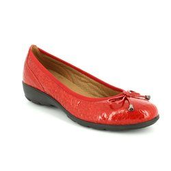 IMAC Pumps & Ballerinas - Red croc - 71780/4460003 PENNYBOW