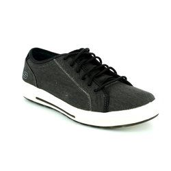 Skechers Shoes - Black - 64935/017 PORTER METENO