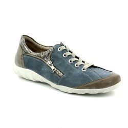 Remonte Everyday Shoes - Denim blue - R3403-14 LIVZIN 71