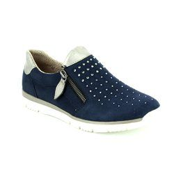 Lotus Trainers & Canvas - Blue - 50813/70 FERRUCCIO