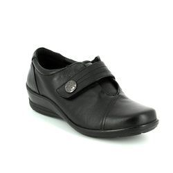 Padders Everyday Shoes - Black - 0200/10 SIMONE E-EE