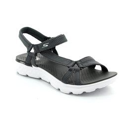 Skechers Sandals - Charcoal - 14675/917 RADIANCE