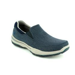 Skechers Shoes - Navy - 65001/417 ELMENT CAMPO