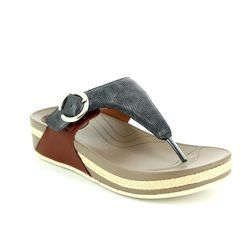 Heavenly Feet Sandals - Pewter - 7010/00 ROXY