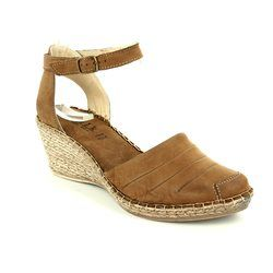 Walk in the City Sandals - Taupe - 8103/18550 MOSEL