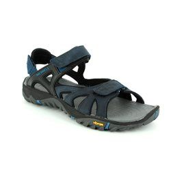 Merrell Sandals - Blue - J37693/70 ALL OUT SIEVE