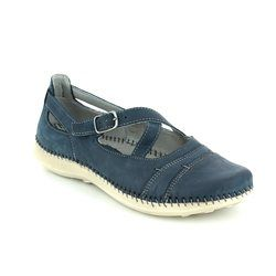 Walk in the City Everyday Shoes - Navy - 7105/23430 DAISCROS