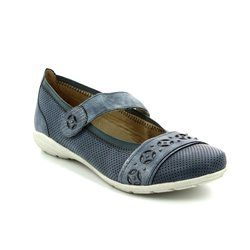 Remonte Pumps & Ballerinas - Denim blue - D4626-14 SHIELD