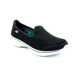 Skechers Trainers & Canvas - Charcoal - 14170/917 GO WALK 4