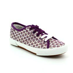 Tamaris Trainers & Canvas - Purple multi - 23610/152 ARUBA