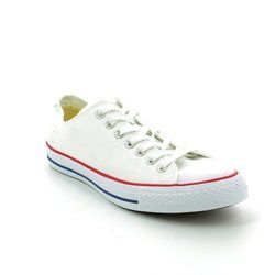 Converse Boys Trainers & Canvas - White - M7652C/102 ALLSTAR OX