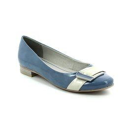Marco Tozzi Pumps & Ballerinas - Denim blue - 22105/853 MOMI
