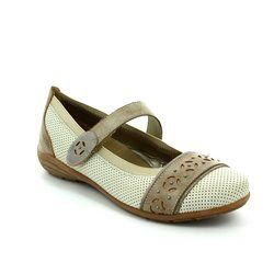 Remonte Pumps & Ballerinas - Beige multi - D4626-80 SHIELD