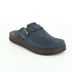 Walk in the City Slippers & Mules - Navy - 9289/19100 CONFORM