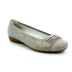 Rieker Pumps & Ballerinas - Beige multi - L8360-41 FLORINK