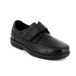 Padders Shoes - Black - 0302/10 DANIEL H-K FIT